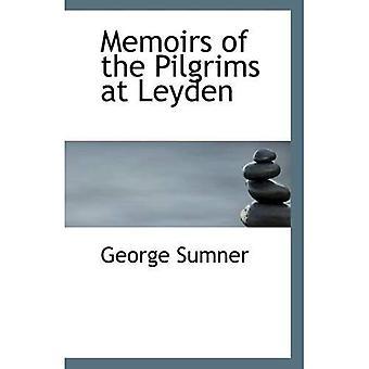 Memoires van de pelgrims op Leyden
