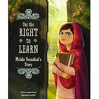 For the Right to Learn: Malala Yousafzai's Story (Encounter)