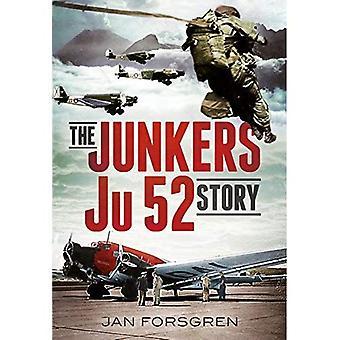 La storia di Junkers Ju 52