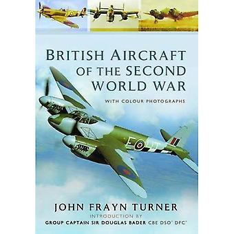 Avions britanniques de la seconde guerre mondiale