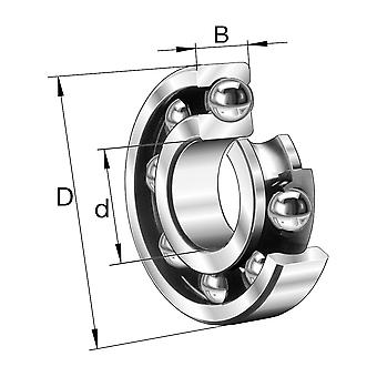 NSK 6308C3 Open Type Deep Groove Ball Bearing 40X90X23Mm