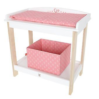 Jeu d'imitation enfant jeux jouets Table à langer pour poupée 0102116