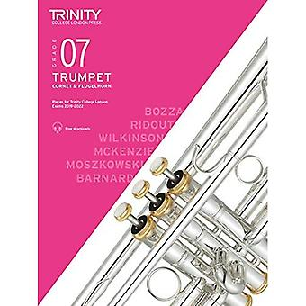 Trinity College London Trumpet, Cornet & Flugelhorn Exam Pieces 2019-2022. Grade 7
