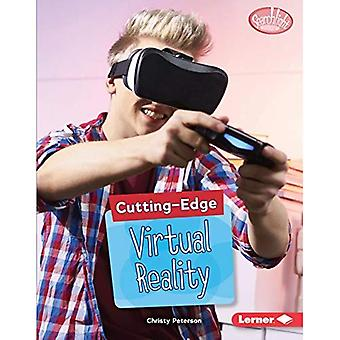 Cutting-Edge Virtual Reality� (Searchlight Books (TM) - Cutting-Edge STEM)