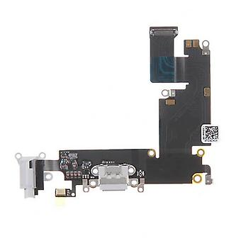 For iPhone 6 Plus - Charge Port - Grey - High Quality