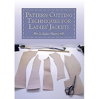 Técnicas de corte de patrones para chaquetas de señoras por - Jo Baker-aguas-