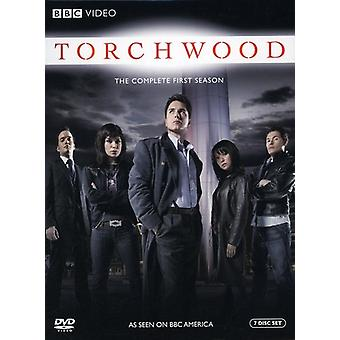 Torchwood: The Complete First Season [7 Discs] [DVD] USA import