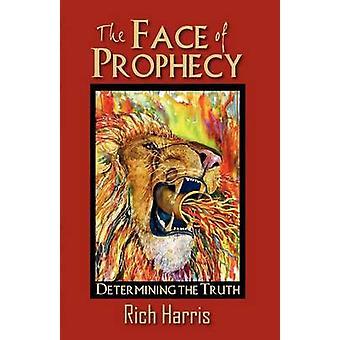 Het gezicht van profetie door Harris & Rich