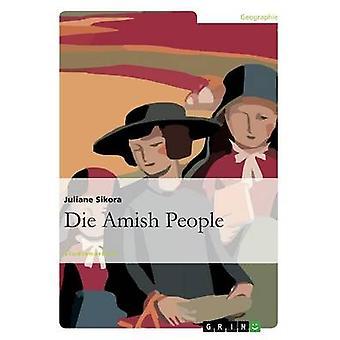 Mueren personas Amish por Sikora y Juliane