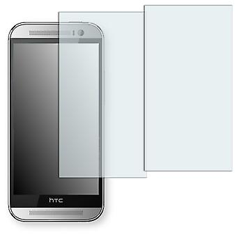 HTC one M8 2014 LTE-A screen protector - Golebo crystal clear protection film