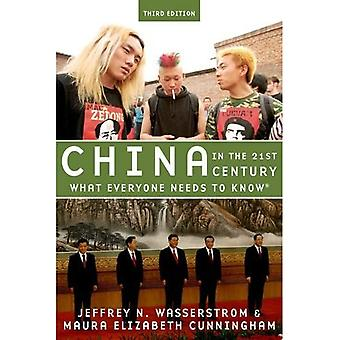 China in the 21st Century:� What Everyone Needs to Know (R) (What Everyone Needs to Know)