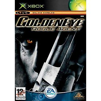 GoldenEye Rogue Agent (Xbox) - Factory Sealed
