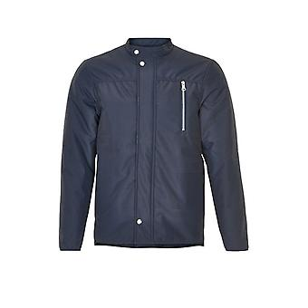 Matinique Traze Modern Bomber Jacket Dark Navy