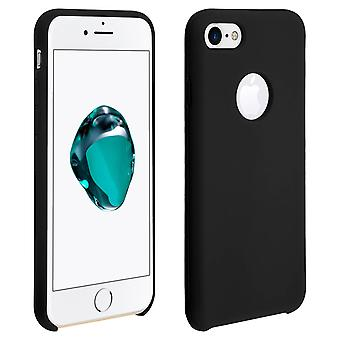 Apple iPhone 7 / 8 Soft Protection Case, Soft Touch, Anti-Scratch Black