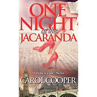 One Night at the Jacaranda by Carol Cooper - 9780995451414 Book