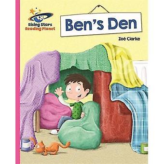 Reading Planet - Ben's Den - Pink B - Galaxy by Zoe Clarke - 978147187