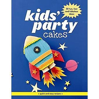 Barn kalas tårtor-9781742666563 bok