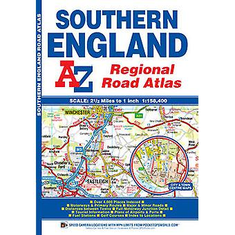 Southern England Regional Road Atlas (12th Revised edition) by Geogra