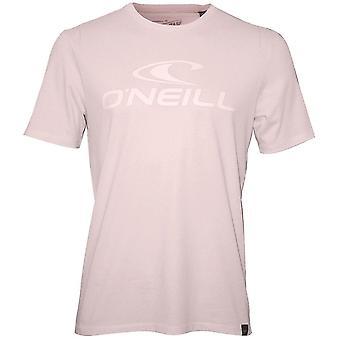 O'Neill originele Crew-Neck T-Shirt, zacht roze