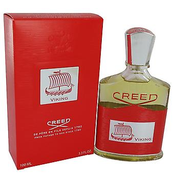 Viking av Creed Eau De Parfum Spray 3.3 oz/100 ml (menn)