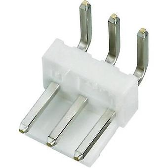 JST B4PS-VH (LF)(SN) Multi-pin Connector, Angled Series VH Number of pins: 4 Nominal current (details): 10 A