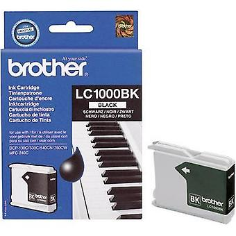 Brother Ink LC1000BK opprinnelige svart LC1000BK