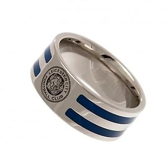 Leicester City Colour Stripe Ring Small