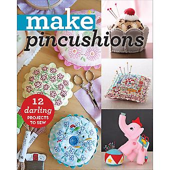 C & T Publishing-Make Pincushions CT-11169