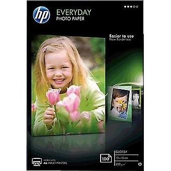 Photo paper HP Everyday Photo Paper CR757A 10 x 15 cm