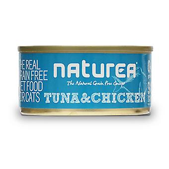 Naturea Cat cans Tuna With Chicken 80 Gr (Cats , Cat Food , Wet Food)