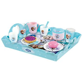 Smoby Bandeja Te + Acc Frozen (Kids , Toys , Imitation , House , Accessories)