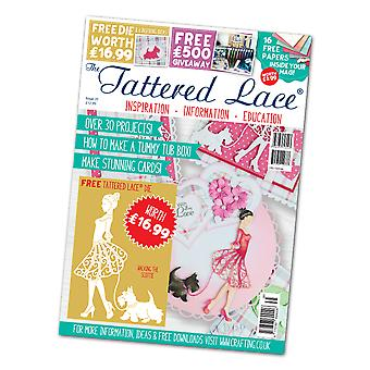 The Tattered Lace Magazine Issue 35