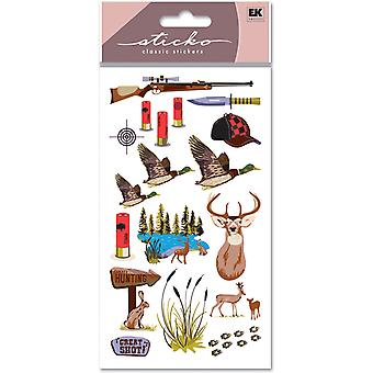 Sticko Stickers-Hunting SPCLS27