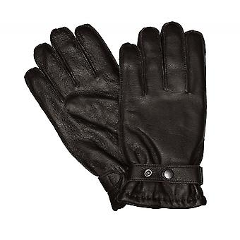 Type of Shaper gloves men's gloves leather winter gloves Brown