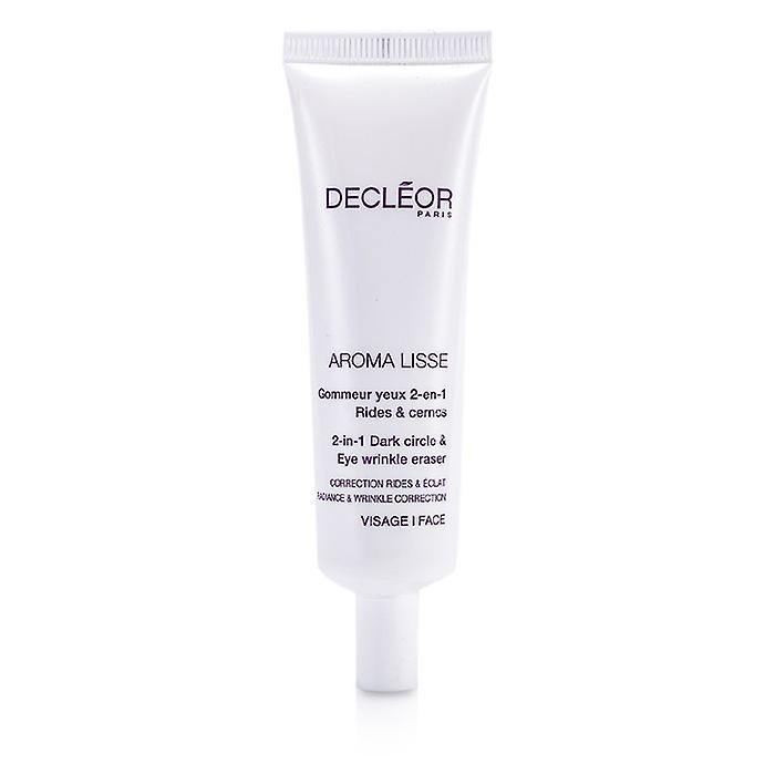 Decleor Aroma Lisse 2-in-1 Dark Circle & Eye Wrinkle Eraser (Salon Size) 30ml / 1oz