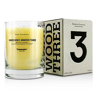 Baxter Of California Scented Candles - White Wood Three 350g/12.5oz