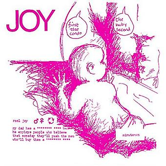 Minutemen - glæde [Vinyl] USA importerer