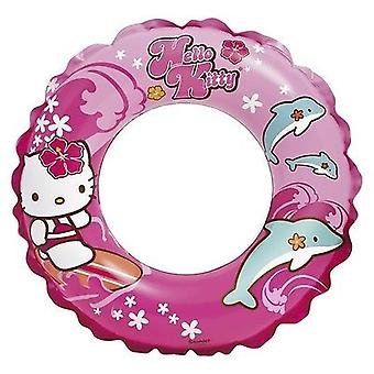 Intex Float Hello Kitty 51 Cm. (Outdoor , Pool And Water Games , Cuffs And Floats)