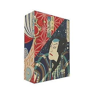 Japanese Wood Blocks (Postcards) (Card Book) by V&A Publishing