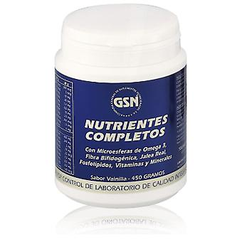 GSN Complete Nutrients Chocolate (Sport , Proteïnen en koolhydraten)