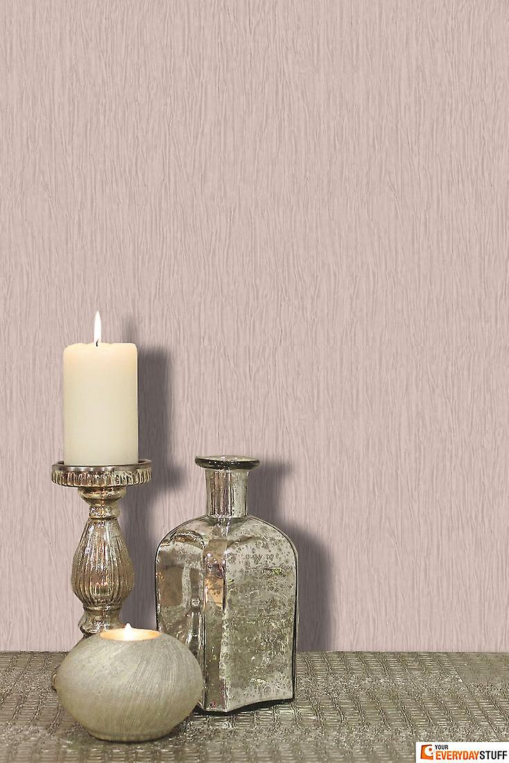 Glitter Effect Wallpaper Crystal Encrusted Vinyl Shiny Sparkle Shimmer Taupe
