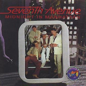 Seventh Avenue - Midnight in Manhattan [CD] USA import