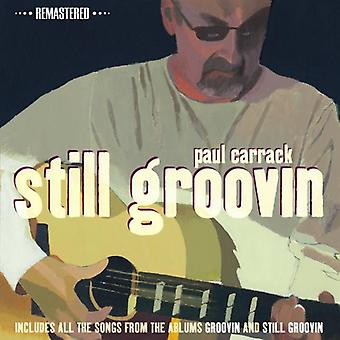 Paul Carrack - stadig Groovin Remastered Edition [CD] USA import