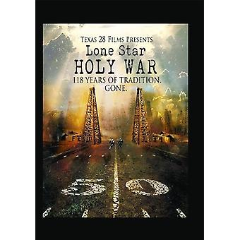 Lone Star Holy War [DVD] USA import