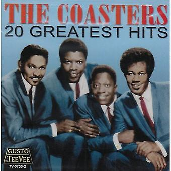 Coastere - 20 Greatest Hits CD] USA importerer