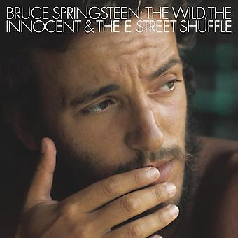 Bruce Springsteen - Wild Innocent & E Street Shuffle [Vinyl] USA import