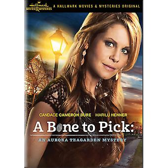 Bone to Pick: An Aurora Teagarden Mystery [DVD] USA import
