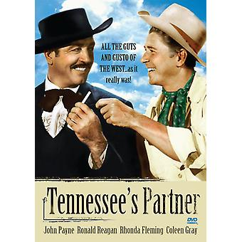 Tennessee's Partner [DVD] USA import