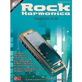 Rock mundharmonika [DVD] USA importerer