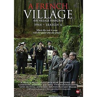 Fransk landsby: Sæson 6 [DVD] USA import